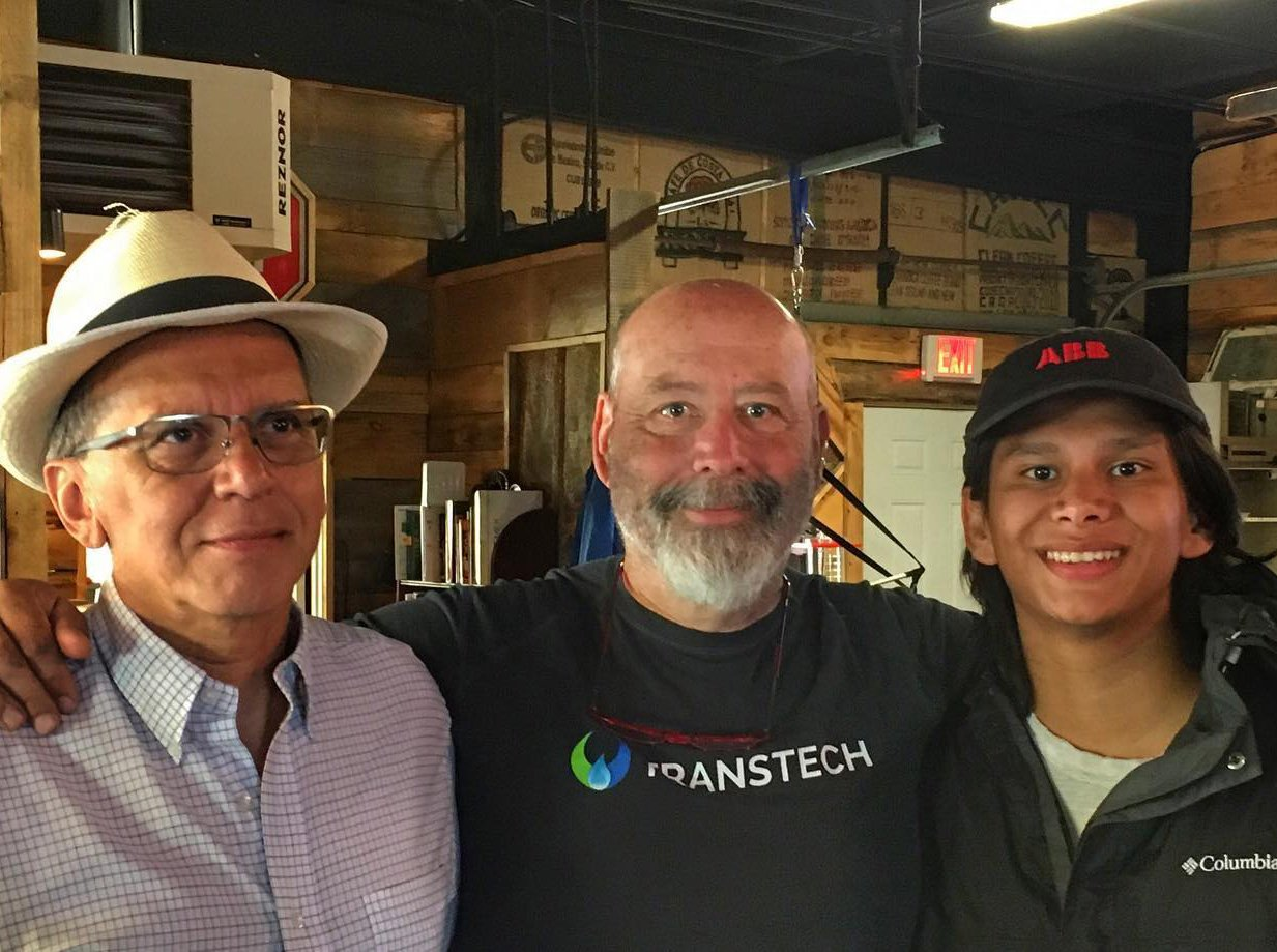3 - Meet Don Cox owner and master coffee roaster